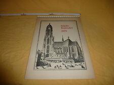 Sammler 1970 Kalender  Städte Kalender
