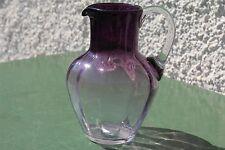 Antiker Jugendstil Wein Wasser Krug Saftkanne um 1900