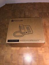 Polycom CX300 Desktop Phone Microsoft Office Communicator 2200-32500-025