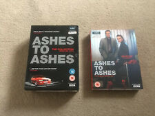 Ashes to ashes series 1-3