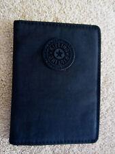 Kipling AC5089 001 Passport Holder Black with 4 card slots  NWT