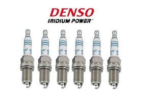 DENSO IRIDIUM SPARK PLUG SET 6 FOR JEEP WRANGLER JK 10.11-12.15 V6 3.6L DOHC ERB