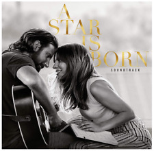 A Star is Born (CD) • NEW • Motion Picture Soundtrack, Lady Gaga, Bradley Cooper