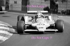 Patrick Depailler Ligier JS11 Grand Prix de Mónaco 1979 fotografía 2
