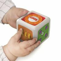 Fisher-Price My First Fidget Cube, Baby Activity and Sensory Toy 6 Months +