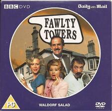FAWLTY TOWERS - Waldorf Salad - Classic Comedy - DVD