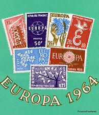 Yt1430 EUROPA 1964   FRANCE  FDC Enveloppe Lettre Premier jour