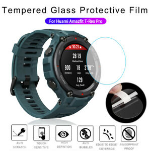 Protector Tempered Glass Protective Films For Huami Amazfit T-Rex T-Rex Pro
