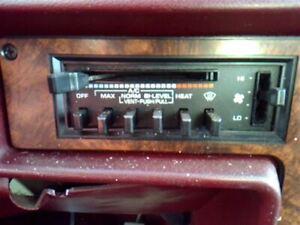 Temperature Control Fits 79-89 DIPLOMAT 16438644