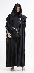 Harry Potter Death Eater Lord Voldemorts Adult Cosplay Costume Custom Made