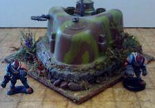 """Terrain scatter 40K, Infinity, Kill Team, Legion """"Comms Bunker"""""""