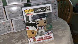 Kyler Murray Arizona Cardinals NFL Pop Funko Vinyl Figure 133 MIB