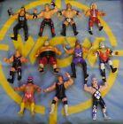 WCW Galoob custom figures WWF WWE