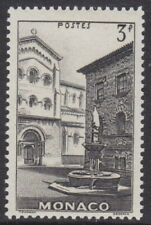 MONACO - 1941 3f Black - UM / MNH
