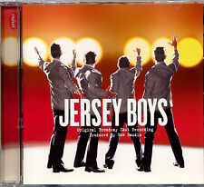 JERSEY BOYS Original Broadway Cast Recording    CD