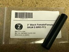 """Zacuto 3"""" Inch Female to Female 15mm Rod Extension for Cine Camera Rigs"""