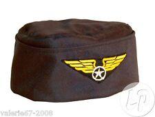 Chapeau d'hotesse de l'air-accessoire deguisement