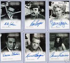 Twilight Zone A-94 Kevin Hagen autograph - Capt. Webber