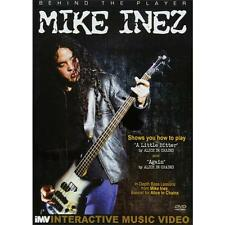 Behind The Player: Mike Inez DVD