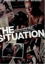 NEW DVD -  THE SITUATION - Connie Nielsen, Damian Lewis, Mido Hamada, John Statt