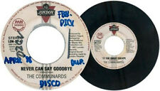 Philippines The COMMUNARDS Never Can Say Goodbye 45 rpm Record