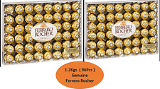 Ferrero Rocher ORIGINAL Fine Hazelnut Chocolate -1.2Kgs -96Pcs Ferrero chocolate