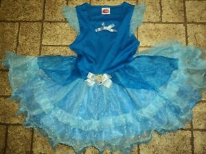 Disney Princess Cinderella Dress Halloween Costume. Sz. Girl's Small 4-6
