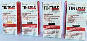 Godefroy TINT KIT Cream Eyebrow Facial Hair Color (SPOT COLORING)  FREE SHIPPING