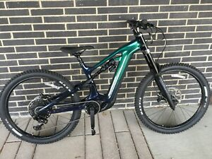 CANNONDALE MOTERRA 2 SE ELECTRIC FULL SUSPENSION MTN BIKE 2020 SMALL