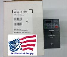 New 20D0075 AC Driver Input 1/3 PH 200-240VAC, Output 3 PH  1 HP 0-300Hz