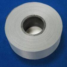 5m Reflektorband / reflektierendes Band - silber - 25mm breit - zum Aufnähen