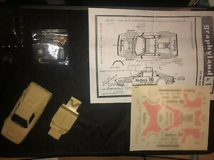 1/43 KIT GRAPHYLAND FERRARI 308 GTB ZANINI RAID BAJA ARAGON 1985