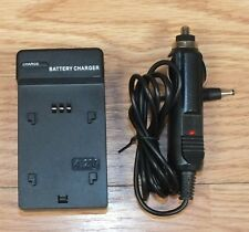 Unbranded Video / Digital Camera Travel Charger with Car Charger for (FE-340)