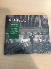 Chris Botti Live In Boston CD + DVD Chris Botti Audio CD RC