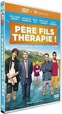 DVD *** PERE FILS THERAPIE ! *** Richard Berry ( Neuf sous blister )