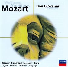 Mozart: Don Giovanni-Highlights/CD-Top-stato