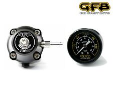 GFB FX-S 8051 Adjustable Fuel Pressure Regulator & Gauge Replaces Bosch Clip In