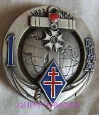 IN18455 - INSIGNE 1° Régiment d'Infanterie de Marine