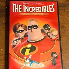 The Incredibles (Dvd, 2005, Widescreen)