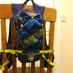 NATHAN TRAIL RUNNING SACK/VEST 7-8 LITRES EXCELLENT CLEAN CONDITION