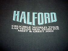 Halford / Judas Priest Tour Shirt ( Used Size L Missing Tag ) Good Condition!