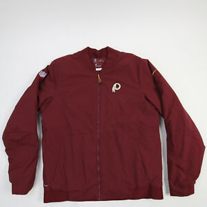 Washington Redskins Nike OnField Winter Jacket Men's Maroon New with Defect