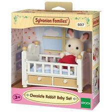 Sylvanian Families Chocolate Rabbit Baby Set SF5017