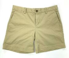 Banana Republic Shorts Tan Women Sz 6