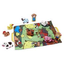 Melissa & Doug K's Kids - Take - Along Farm Play Mat