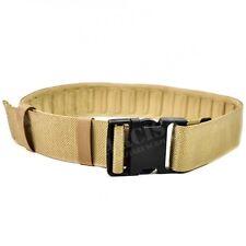 Original British army GB PLCE belt webbing Y-straps suspenders belt Desert