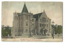 West Norwood Technical Institute PPC Unposted c 1910, By TE Wheeler