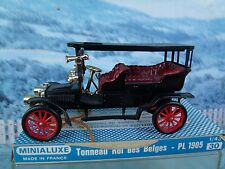 1/43 Minialuxe (France)  Tonneau 1905 #30