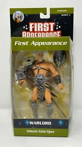 First Appearance Warlord Collector Action Figure Series 4 - DC Direct FS