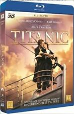 Titanic 3D English audio sealed EU import region free